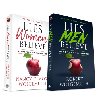 Lies Women Believe and Lies Men Believe