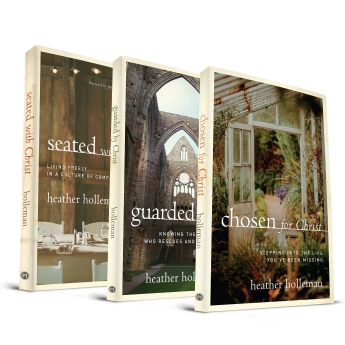 Heather Holleman - 3 Book Set