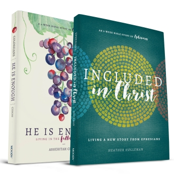 Bible Studies and Devotionals Book Bundle