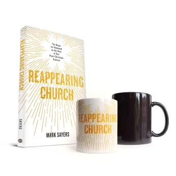 Reappearing Church + Color Changing Mug