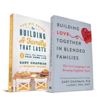 The Building a Blended Family Bundle