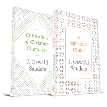 J. Oswald Sanders Bundle - 2 Books