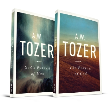 A. W. Tozer Bundle - 2 Books