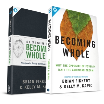Becoming Whole Bundle - 2 Books