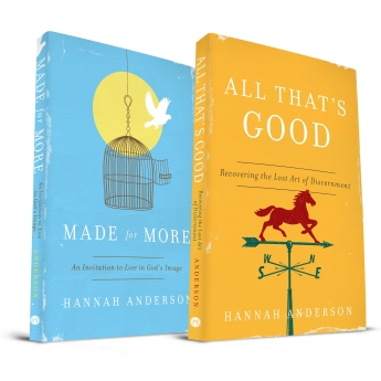 Hannah Anderson Bundle - 2 Books
