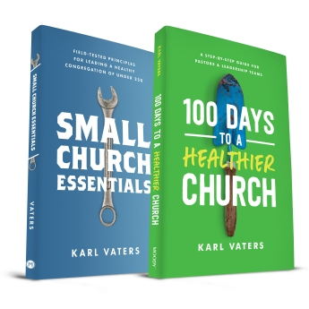 Karl Vaters Bundle - 2 Books