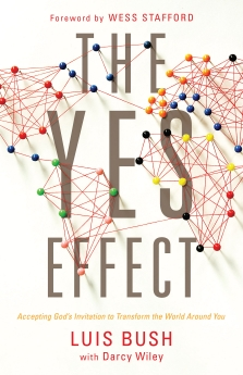 The Yes Effect Book Cover