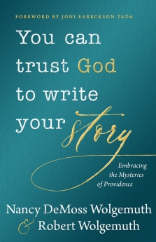 You Can Trust God to Write Your Story Book Cover