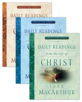 Daily Readings From the Life of Christ Volumes 1-3