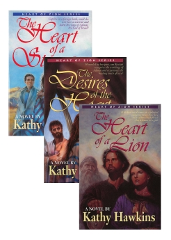 Heart of Zion Series (Set of 3 books)