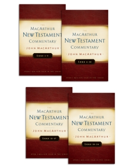 Luke 1-24 MacArthur New Testament Commentary Set