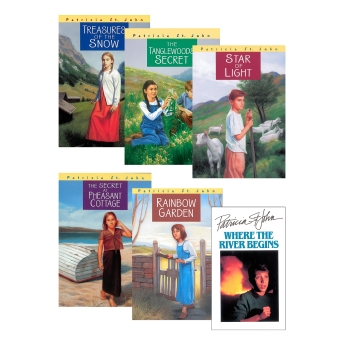 Patricia St John Series: Star of Light, Tanglewoods' Secret, Secret at Pheasant Cottage, Rainbow...