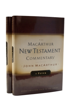 1 & 2 Peter and Jude MacArthur New Testament Commentary Set