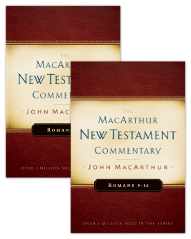 Romans 1-16 MacArthur New Testament Commentary Two Volume Set