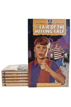 Sugar creek gang set books 31 36 shrinkwrapped set resourcing the case of the missing calf sugar creek gang set books 31 36 shrinkwrapped set fandeluxe Image collections