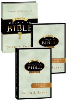 10 Keys to Unlocking the Bible with Participant and Leader's Guide